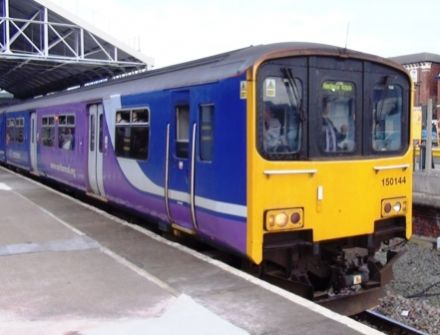 45. – Southport to Manchester Victoria - rrp£21.99